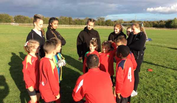 Greenwood Academy Young Leaders Excel at Football Competition