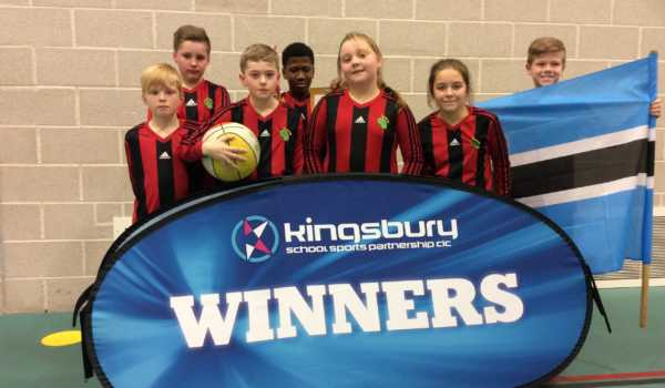 Timberley Victorious in Year 5/6 Basketball Competition