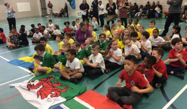 Featherstone Fly to Sports Hall Success