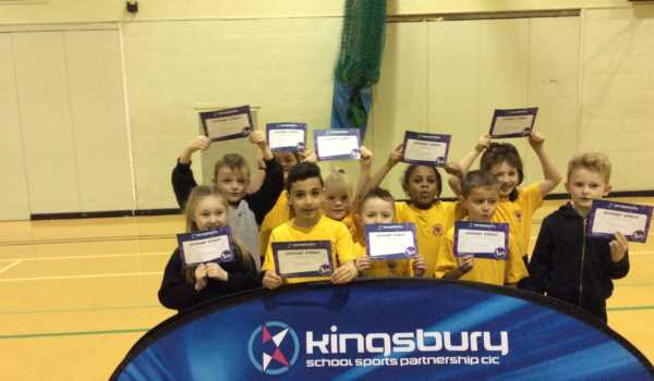 Brownmead and Lyndon Green Make it to the Sports Hall Athletics Final