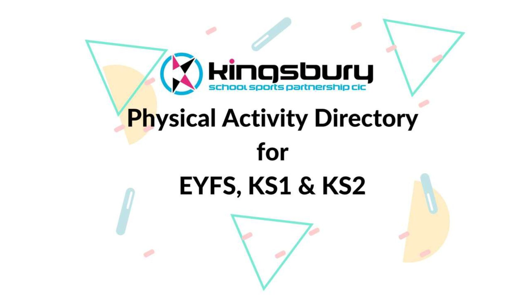 Physical Activity Directory